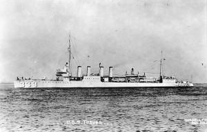 USS Trever DD-339
