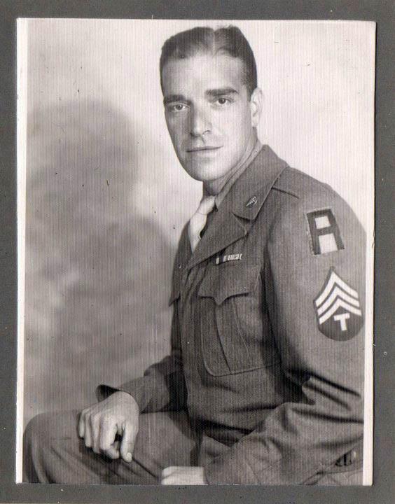 Charles F. Ziniti Jr., Medic, 268th Field Artillery Battalion